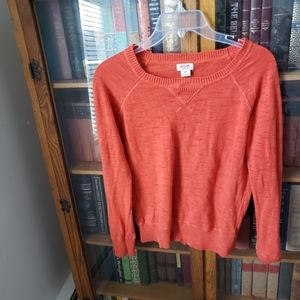 Red Mossimo Sweater